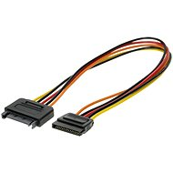 Extension for SATA power connector 30 cm - Data cable
