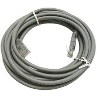 Datacom CAT5E UTP grey 5m - Network Cable