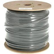Datacom, wire, CAT6, FTP, PVC, 500m/coil - Network Cable