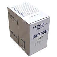 Datacom, licna (cable), CAT5E, UTP, 305m / box yellow - Network Cable