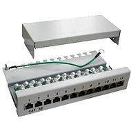 Datacom CAT5E 12 Ports - Patch Panel