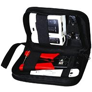 DATACOM NETWORK KIT 5 - case with tester and tools - Set