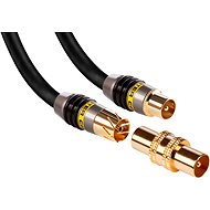 MONSTER Coaxial Cable Quad 5 m - Cable