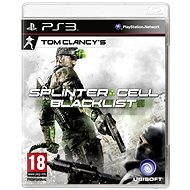PS3 - Tom Clancy's: Splinter Cell: Blacklist - Console Game