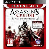 Assassin's Creed II (Essentials Edition) - PS3 - Console Game
