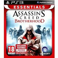 PS3 - Assassin's Creed III: Brotherhood - Console Game
