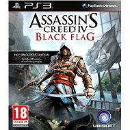 Assassin's Creed IV: Black Flag - PS3 - Console Game