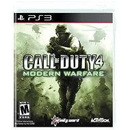 Call of Duty: Modern Warfare - PS3 - Console Game