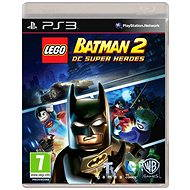 LEGO Batman 2: DC Super Heroes - PS3 - Console Game