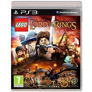 PS3 - LEGO Lord Of The Rings - Console Game