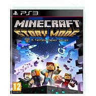 Minecraft: Story Mode - PS3 - Console Game
