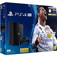 PlayStation 4 Pro 1TB + FIFA 18 - Game Console