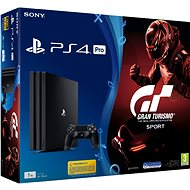 Sony PlayStation 4 Pro 1TB + Gran Turismo Sport - Game Console