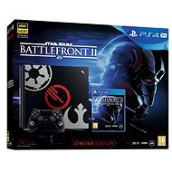 Sony PlayStation 4 Pro 1TB Star Wars Battlefront II Limited Edition - Game Console
