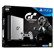 PlayStation 4 1TB Slim - Gran Turismo Sport Limited Edition - Game Console