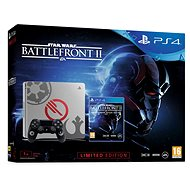 Sony PlayStation 4 1TB Slim Star Wars Battlefront II Limited Edition - Game Console