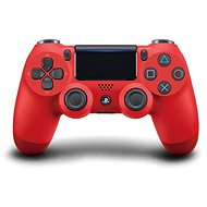 Sony PS4 Dualshock 4 - V2 (Magma Red) - Wireless Remote Controller