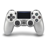 Sony PS4 Dualshock 4 - V2 (Silver) - Wireless Remote Controller