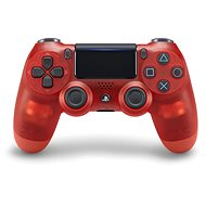 Sony PS4 Dualshock 4 V2 - Crystal Red - Wireless Remote Controller