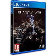 Middle-earth: Shadow of War - PS4 - Console Game