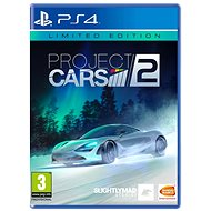 Project CARS 2 Limited Edition - PS4 - Console Game