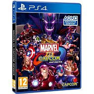 Marvel vs. Capcom: Infinite - PS4 - Console Game