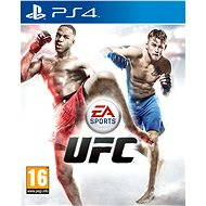PS4 - EA SPORTS UFC - Console Game