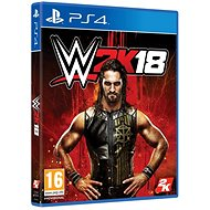 WWE 2K18 - PS4 - Console Game