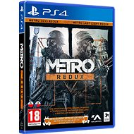 Metro Redux CZ - PS4 - Console Game