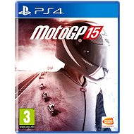 Moto GP 15 - PS4 - Console Game