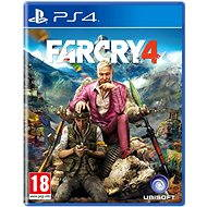Far Cry 4 CZ - PS4 - Console Game