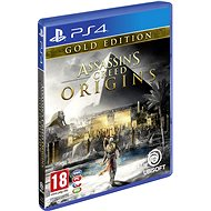 Assassin's Creed Origins Gold Edition- PS4 - Console Game