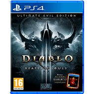 Diablo III: Ultimate Evil Edition - PS4 - Console Game