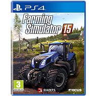 Farming Simulator 2015 - PS4 - Console Game