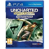 Uncharted: Drake's Fortune Remastered - PS4 - Console Game
