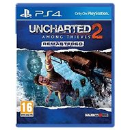 Uncharted 2: Among Thieves Remastered - PS4 - Console Game