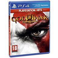 God of War III Remastered Anniversary Edition - PS4 - Console Game