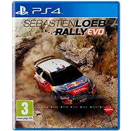 Sébastien Loeb Rally EVO - PS4 - Console Game