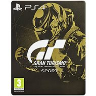 Gran Turismo Sport: Steelbook Edition - PS4 - Console Game