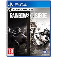 Tom Clancys: Rainbow Six: Siege - PS4 - Console Game