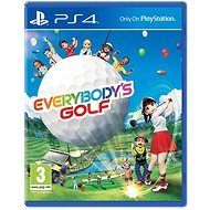Everybody's Golf - PS4 - Console Game