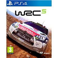 WRC 5 - PS4 - Console Game