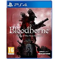 Bloodborne GOTY edition - PS4 - Console Game
