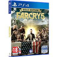 Far Cry 5 Gold Edition - PS4 - Console Game