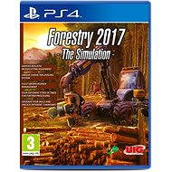 Forestry 2017 : The Simulation - PS4 - Console Game