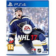 PS4 - NHL 17 - Console Game