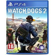 PS4 - Watch Dogs 2 - Console Game