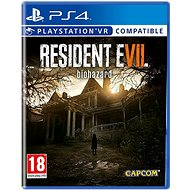 Resident Evil 7-PS4 - Console Game