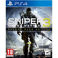 Sniper: Ghost Warrior 3 Season Pass Edition - PS4 - Console Game