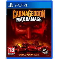 Carmageddon: Max Damage - PS4 - Console Game